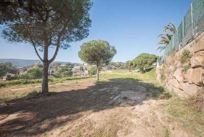 Two big plots not far away from Barcelona